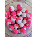 Fluo Pop Up Rose et Blanc - 70 g