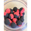 Fluo Pop Up Rouge et noir - 70 g