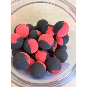 Fluo Pop Up Rouge et noir / 70 g