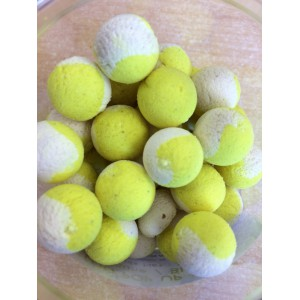 Fluo Pop Up Jaune et Blanc / 70 g