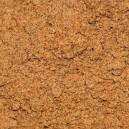 Arachide grillée en farine