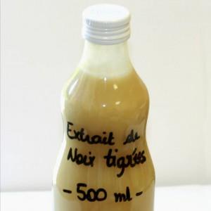 huile de noix tigree