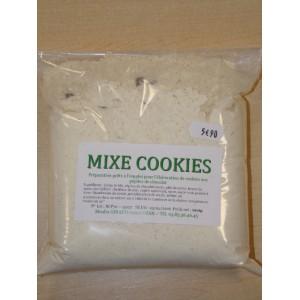 Mixe cookies