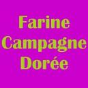 Farine Campagne dorée.