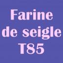 Farine de seigle T85