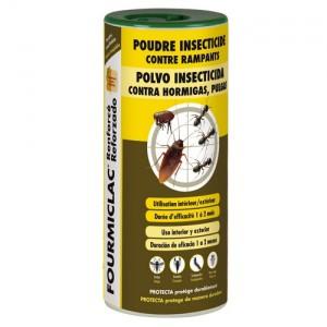 FOURMI'CLAC Poudre insecticide au Pyrèthre naturel