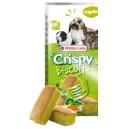Crispy biscuits légumes / x6