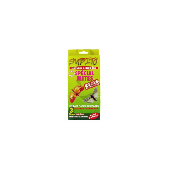 Subito pi ges mites alimentaires insecticides - Piege a mite alimentaire ...