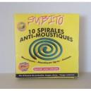 SUBITO - Anti-Moustiques / 10 Spirales