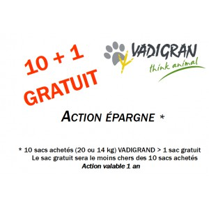 Action épargne VADIGRAN